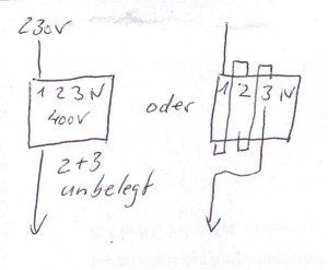 Schaltplan Fi Schalter 3 Polig - Wiring Diagram